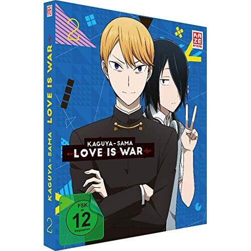 Mamoru Hatakeyama - Kaguya-sama: Love Is War - Vo.2 - [DVD] - Preis vom 22.06.2021 04:48:15 h