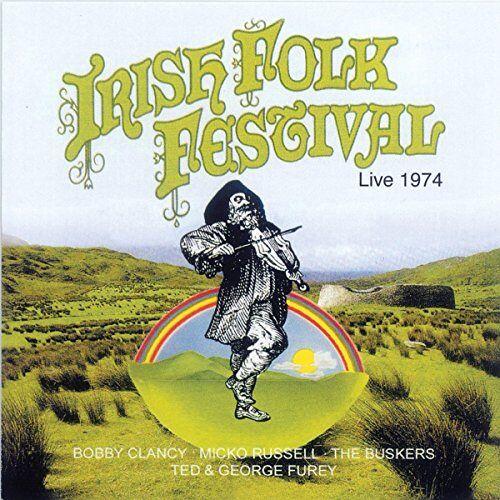 Irish Folk Festival - Irish Folk Festival Live 1974 - Preis vom 28.07.2021 04:47:08 h