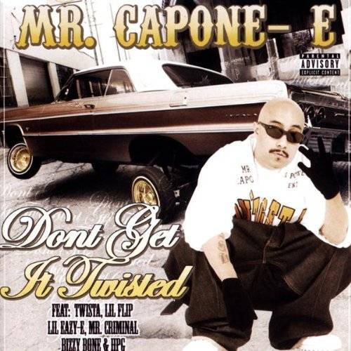 Mr.Capone-E - Don't Get It - Preis vom 15.06.2021 04:47:52 h