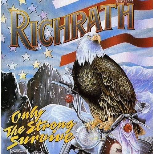 Richrath (Ex-Git.Reo Speedwagon) - Only the Strong Survive - Preis vom 17.06.2021 04:48:08 h