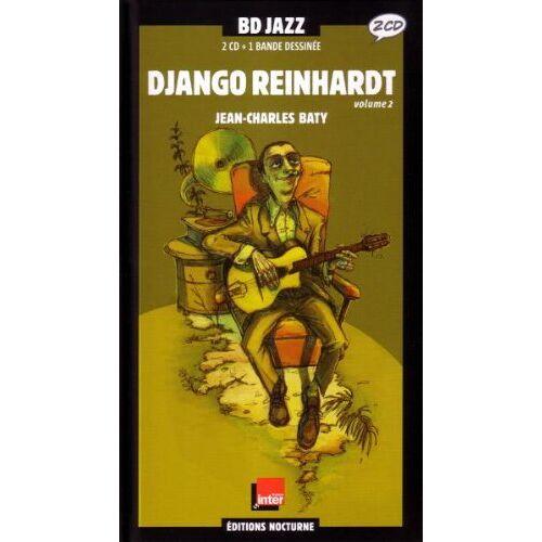 Django Reinhardt - Bd Jazz-Django Reinhardt (+Buc - Preis vom 09.09.2021 04:54:33 h