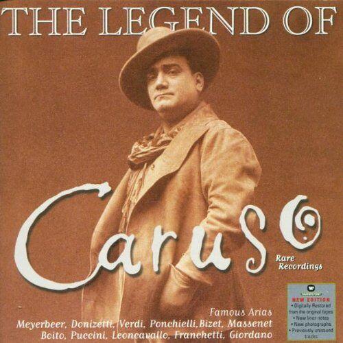 Caruso - The Legend of Caruso - Preis vom 22.06.2021 04:48:15 h