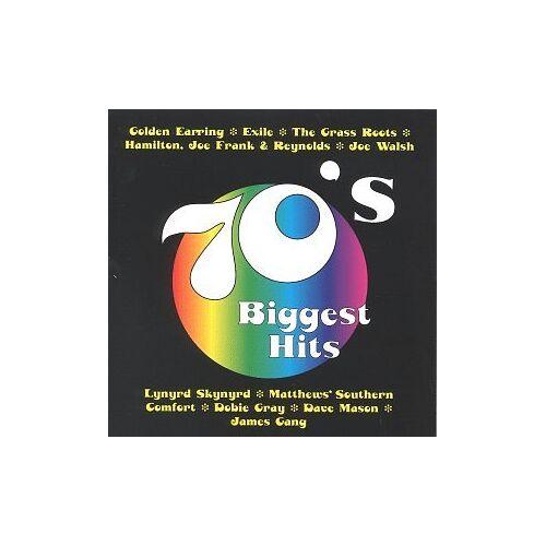 Various - 70's Biggest Hits - Preis vom 09.06.2021 04:47:15 h