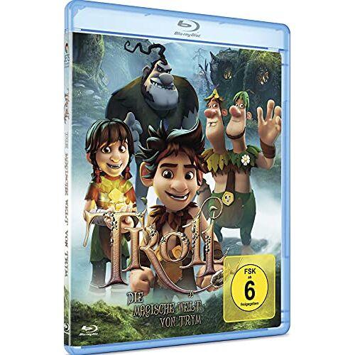 Kristian Kamp - Troll - Die magische Welt von Trym [Blu-ray] - Preis vom 15.10.2021 04:56:39 h