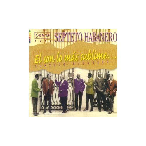 Septeto Habanero - Son Lo Mas Sublime - Preis vom 15.06.2021 04:47:52 h