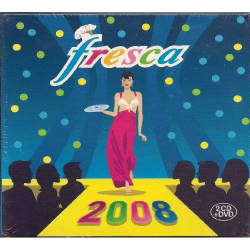 Various - Fresca 2008 - Greek Music 2 CD + DVD - Preis vom 12.10.2021 04:55:55 h