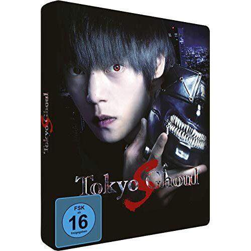 Kazuhiko HIramaki - Tokyo Ghoul: S - The Movie 2 - [Blu-ray] Steelcase - Preis vom 09.06.2021 04:47:15 h