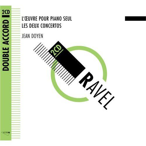 Jean Doyen - Ravel:L'oeuvre Pour Piano - Preis vom 22.06.2021 04:48:15 h