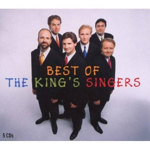 the King'S Singers - Best of the King's Singers - Preis vom 09.06.2021 04:47:15 h