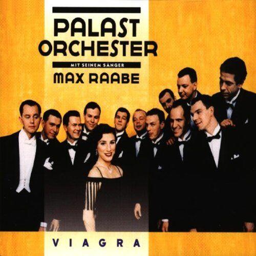 Raabe, Max & Palast Orchester - Viagra - Preis vom 19.06.2021 04:48:54 h