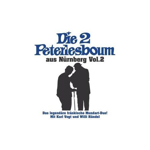 die 2 Peterlesboum aus N³rnberg - Die 2 Peterlesboum aus Nürnberg Vol. 2 - Preis vom 13.06.2021 04:45:58 h