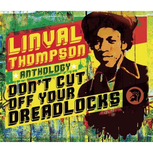 Linval Thompson - Don't Cut Off Your Dreadlocks - Preis vom 22.06.2021 04:48:15 h