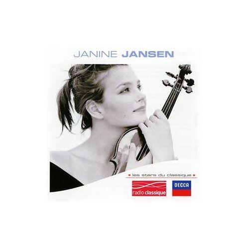 Janine Jansen - Stars du Classique: Janine Jansen - Preis vom 21.06.2021 04:48:19 h