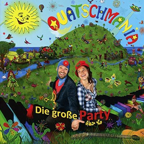 Quatschmania - Quatschmania die Große Party - Preis vom 11.06.2021 04:46:58 h