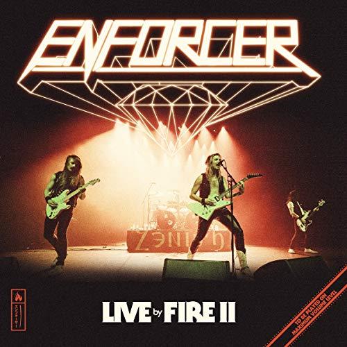 Enforcer - Live By Fire II - Preis vom 12.10.2021 04:55:55 h