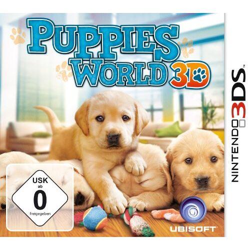 Ubisoft - Puppies World 3D - Preis vom 31.07.2021 04:48:47 h
