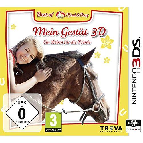 Treva - Mein Gestüt - Ein Leben für die Pferde 3D (Pferd & Pony) - Preis vom 12.06.2021 04:48:00 h