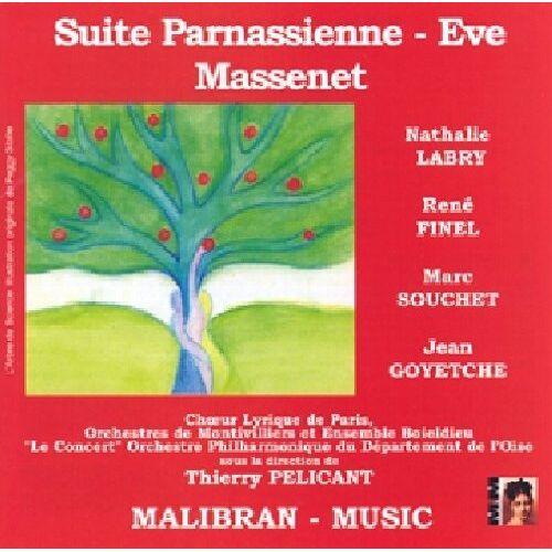 Labry - Massenet: Suite Parnassienne - Preis vom 16.06.2021 04:47:02 h
