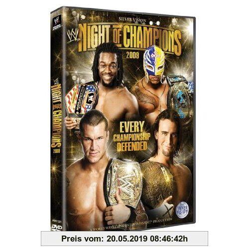Randy Orton Night of champions 2009 [FR Import]
