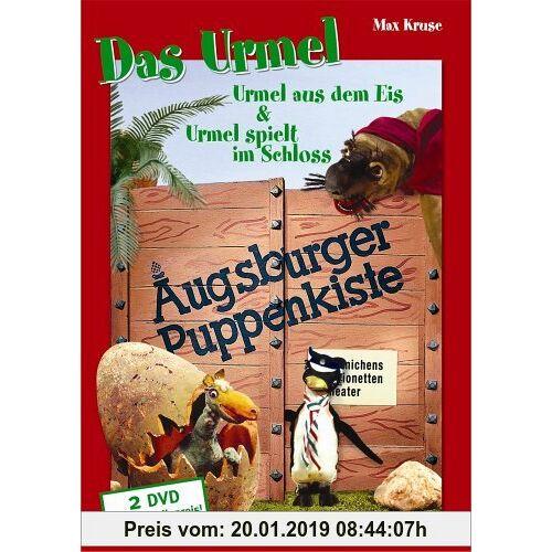 Augsburger Puppenkiste Karten