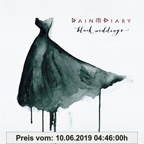 Rain Diary Black Weddings