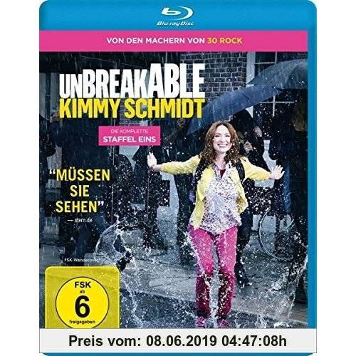 Unbreakable Kimmy Schmidt - Staffel 1 [Blu-ray]