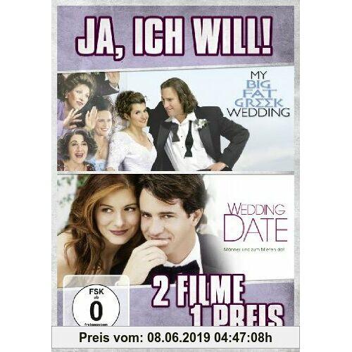 Joel Zwick Ja, ich will! (My Big Fat Greek Wedding / Wedding Date) (2 Discs)