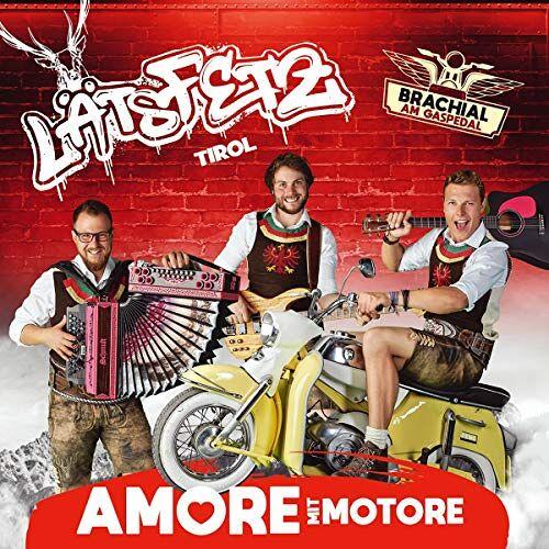 Läts Fetz - Amore mit Motore; Die neue Produktion 2020 - Preis vom 05.05.2021 04:54:13 h