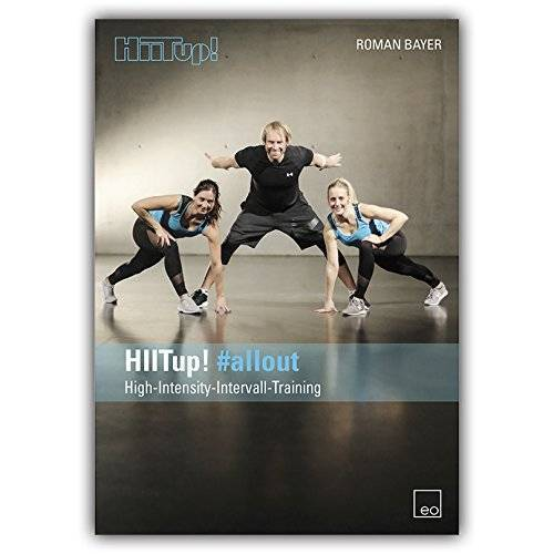 Maximilian Raab - HIITup! #allout / Fitness DVD / HIIT / Das High Intensity Intervall Training für Kraft und Ausdauer - Preis vom 03.04.2020 04:57:06 h