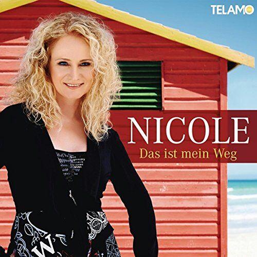 Nicole - Das Ist Mein Weg - Preis vom 22.01.2020 06:01:29 h