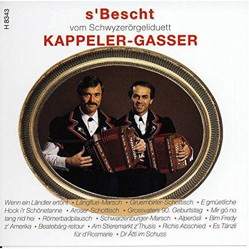 Kappeler - S'Bescht Vom - Preis vom 16.04.2021 04:54:32 h