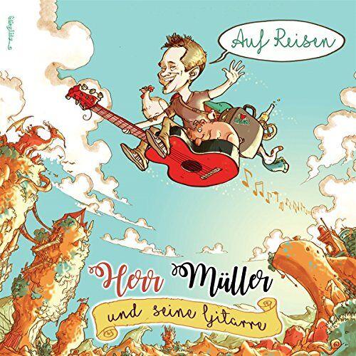 Herr Müller und seine Gitarre - Auf Reisen - Preis vom 04.05.2021 04:55:49 h