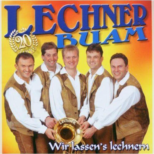 Lechner Buam - Wir Lassen'S Lechnern - Preis vom 20.01.2021 06:06:08 h