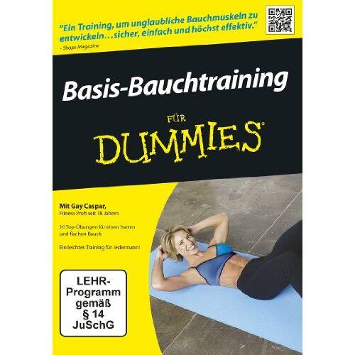 - Basis-Bauchtraining für Dummies - Preis vom 05.05.2021 04:54:13 h
