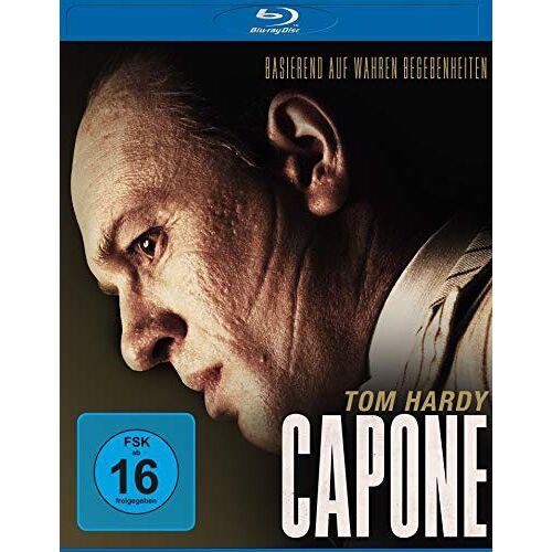 Tom Hardy - Capone [Blu-ray] - Preis vom 17.04.2021 04:51:59 h