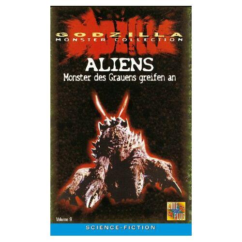 Inoshiro Honda - Godzilla - Aliens: Monster des Grauens greifen an - Preis vom 04.09.2020 04:54:27 h