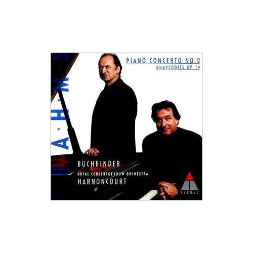 R. Buchbinder - Klavierkonz.2/Rhapsod.Op.79 - Preis vom 31.03.2020 04:56:10 h