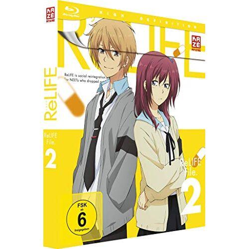 Tomochi Kosaka - ReLIFE - Vol.2 - [Blu-ray] - Preis vom 12.05.2021 04:50:50 h