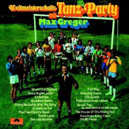 Max Greger - Weltmeisterschafts-Tanz-Party - Preis vom 19.04.2021 04:48:35 h
