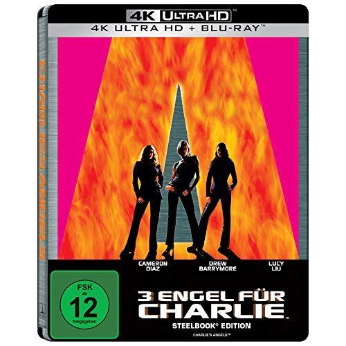 - 3 Engel für Charlie (Steelbook UHD BD-2) - Preis vom 31.03.2020 04:56:10 h