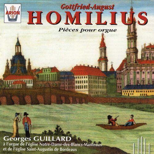 Georges Guillard - Orgelmusik - Preis vom 26.01.2020 05:58:29 h