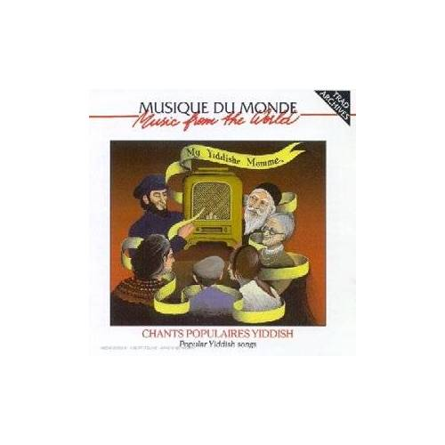 Lebedeff - Popular Yiddish Songs - Preis vom 19.01.2020 06:04:52 h