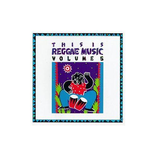 Va-reggae - This Is Reggae Music Vol 05 - Preis vom 21.10.2020 04:49:09 h