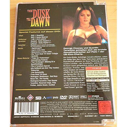 Quentin Tarantino - From Dusk Till Dawn - Preis vom 21.04.2021 04:48:01 h