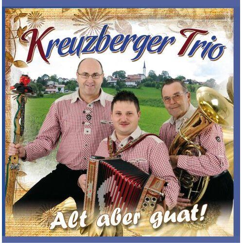 Kreuzberger Trio - Alt aber guat - Kreuzberger Trio - Preis vom 28.02.2021 06:03:40 h