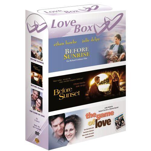 Lasse Hallström - Love Box 4 [3 DVDs] - Preis vom 28.02.2021 06:03:40 h