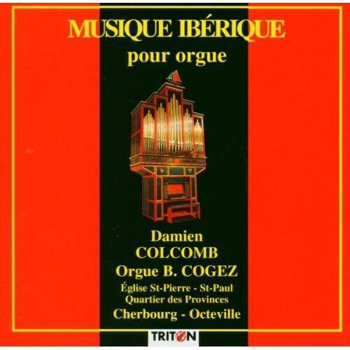 Colcomb, Damien, Organist - Spanische Orgelmusik - Preis vom 31.03.2020 04:56:10 h