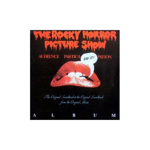 Rocky Horror Picture Show - Rocky Horror Picture Show (Aud - Preis vom 16.02.2020 06:01:51 h