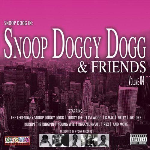 Snoop Doggy Dogg - Snoop Doggy Dogg & Friends Vol.4 - Preis vom 27.01.2021 06:07:18 h