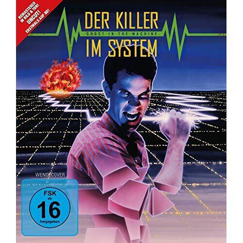 Rachel Talalay - Der Killer im System - Ghost in the Machine [Blu-ray] - Preis vom 23.01.2021 06:00:26 h